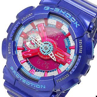 カシオ CASIO G-SHOCK ユニセックス時計ウォッチ