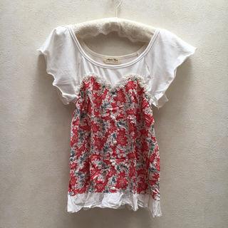 Auntie Rosa人気完売品フリルTシャツ