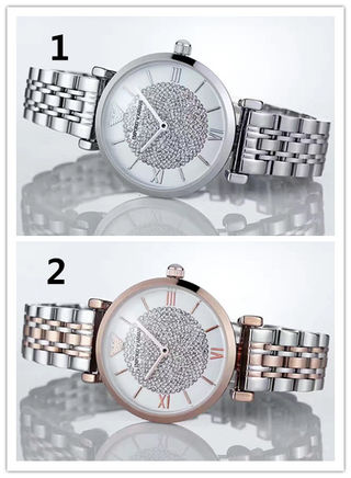 アルマーニ 腕時計 国内発送 人気a164