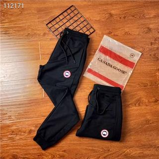 カナダグースカジュアルパンツ トーレニングパンツ ズボン