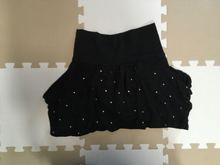 AVIRA PINK バルーン ミニ スカート