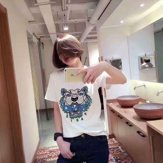 kenzo カップル 半袖 tシャツ.
