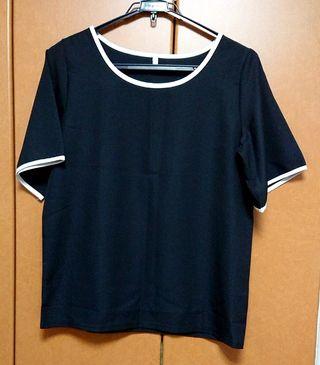 黒 半袖 シャツ