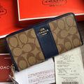 【新品】高品質COACH可愛い財布国内発送