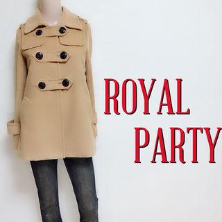 間違いなしロイヤルパーティー 極かわPコート