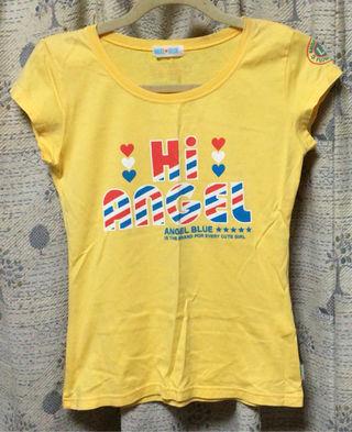 ANGELBLUE Tシャツ 送料別1000円→半額