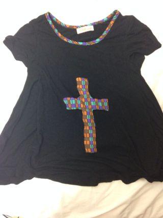 AラインTシャツ?