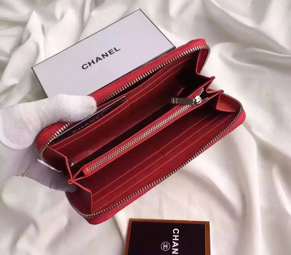 新品 長財布