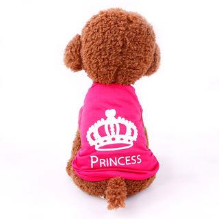XS-L かわいいペット服 プリンセス犬服