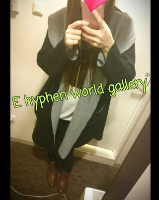 コーディガンE hyphen world gallery