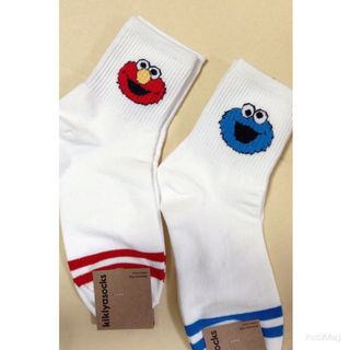 韓国靴下 エルモ