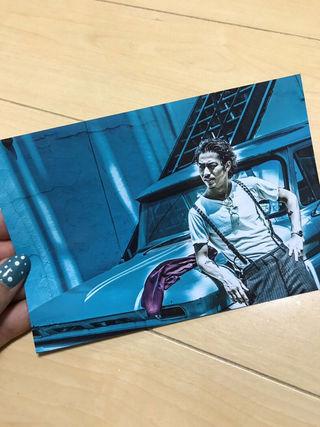 月刊EXILE生写真(同梱包+150円)