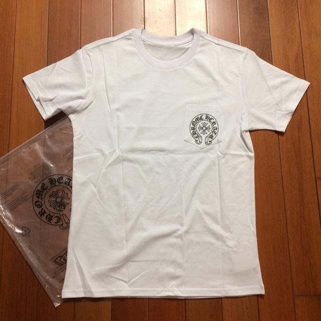 サイズ指定可M-XL白ク口ムハーツTシャツ