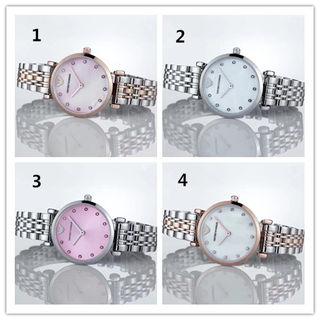 アルマーニ 腕時計 国内発送 人気 a165