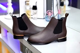 ルイヴィトン本革靴 2017ローファー 美品