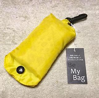 新品 タグ付きBE My Bag エコバッグ
