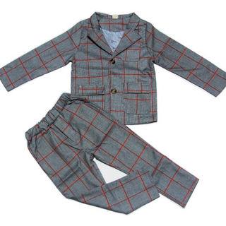 スーツ + ズボン  子供服  ブレザー