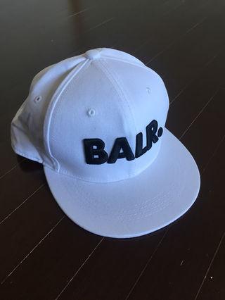 BALR. CAP WHITE