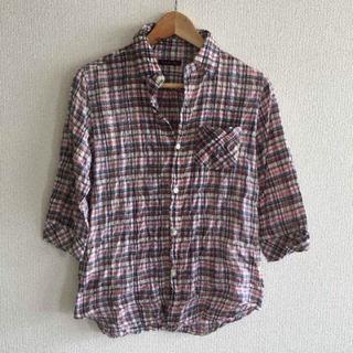URBAN RESEARCH チェックシャツ