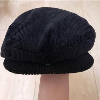 D&G 帽子 ハンチング ブラック