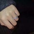 美品 可愛い指輪リング 送料無料 C32