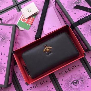 【人気新商品】高品質な国内発売Gucci長財布