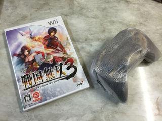 戦国無双 Wii