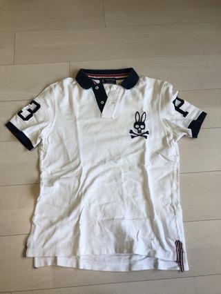 サイコバニー ポロシャツ