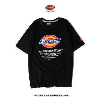 Dickies 男女兼用/人気半袖 Tシャツ-5