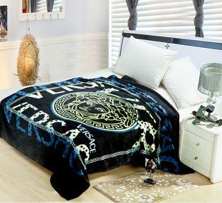 ベルサーチ ブランケット 毛布 シングル寝具