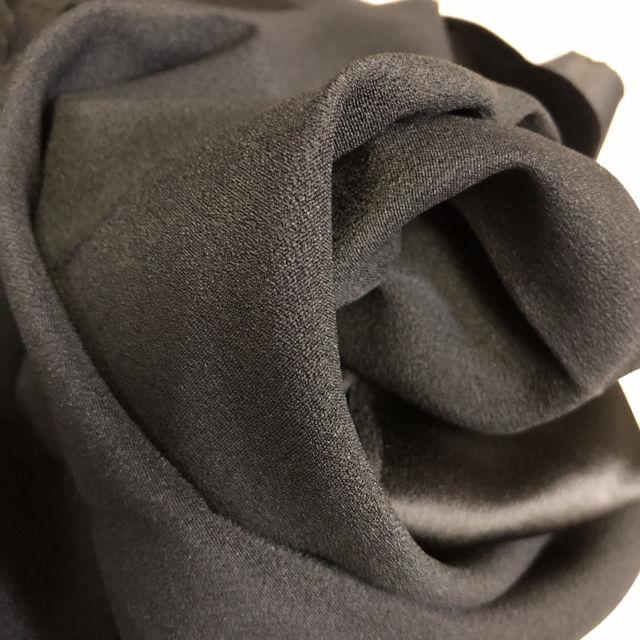 黒 ブラック 冠婚葬祭用バッグ かばん等ハンドメイド素材