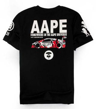 メンズ レディース Tシャツ AAPE