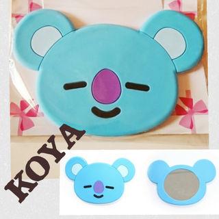 送料込980円KOYA(BT21)ハンドミラー