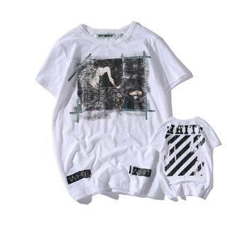 OFF WHITE  Tシャツ/新品/男女兼用/6087