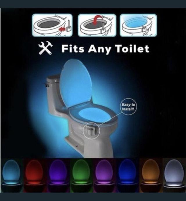 トイレ LED イルミネーション - フリマアプリ&サイトShoppies[ショッピーズ]