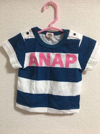 子供服 tシャツ ANAP anapkids 半袖 未使用