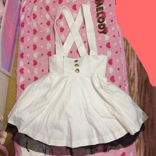 【新品タグなし】MARSジャンパースカート