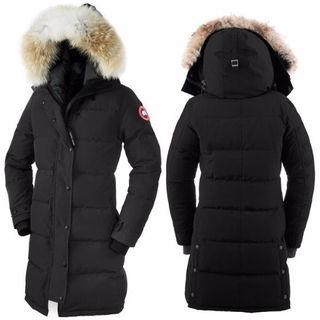 人気推薦 カナダグース ダウンコート防寒CG67