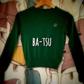 【お値下げ】BA-TSU★ニット