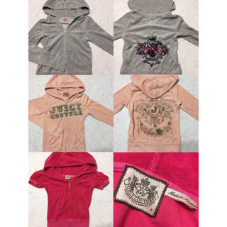 juicy Couture 3枚セット