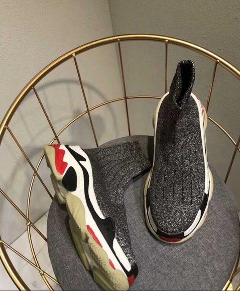 男女兼用Balenciagaバレンシアガ靴下の靴(balenciaga(バレンシアガ) ) - フリマアプリ&サイトShoppies[ショッピーズ]