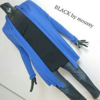 BLACK by moussy*カーディガン