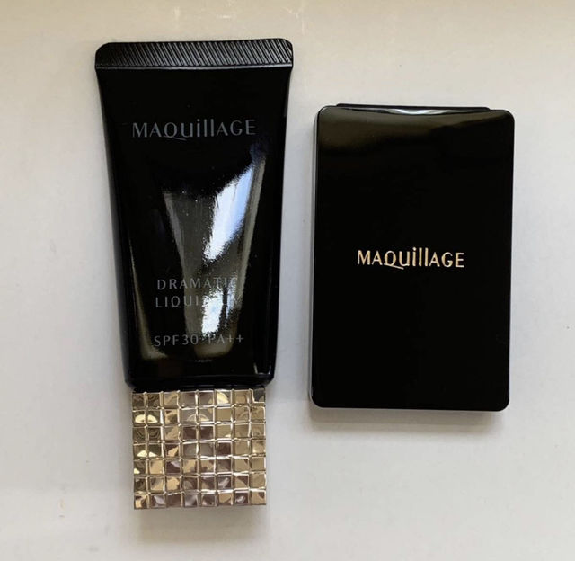 マキアージュ ドラマティック リキッドファンデーション(MAQuillAGE(マキアージュ) ) - フリマアプリ&サイトShoppies[ショッピーズ]