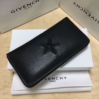 GIVENCHY長財布ジバンシィモテ新品