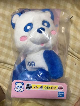 一番くじ AAA え~パンダ 青 與真司郎