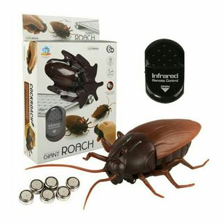 電動 ゴキブリ 面白グッズ 子供 ペット 玩具 リモコン