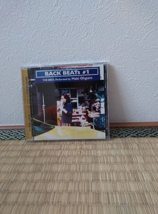 【大黒摩季】BACK BEATs#1