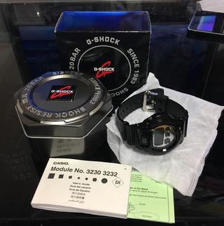 CASIO G-SHOCK DW-6900NB-1DR 新品
