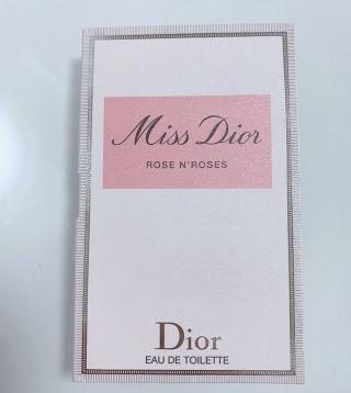 Miss Dior ローズ&ローズ オードトワレ