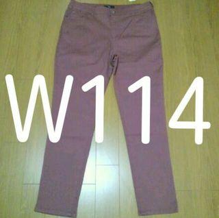 新品 W114 H122 股下78 大きいサイズ